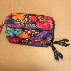 Vera Bradley Cell Phone Wristlet Wallet